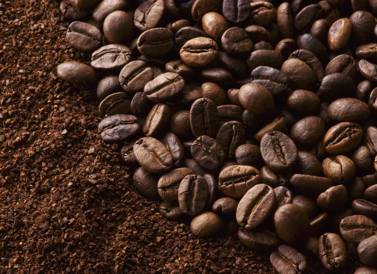 Do not refrigerate coffee grounds