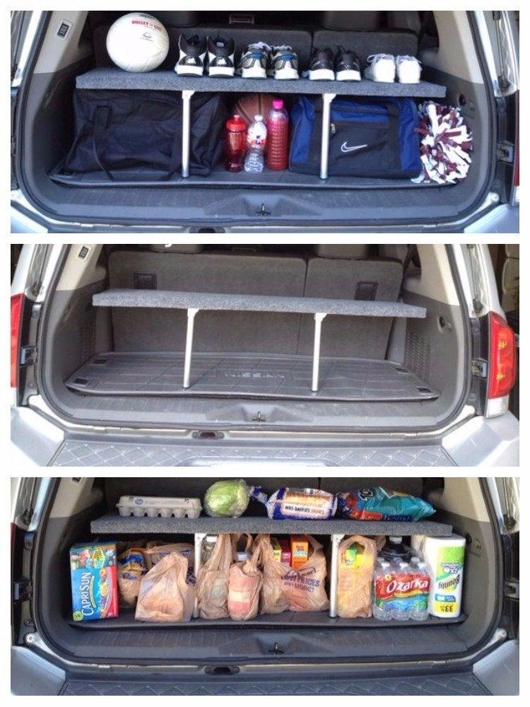 Car shelf