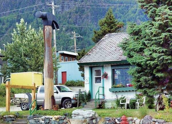 The Hammer Museum Alaska