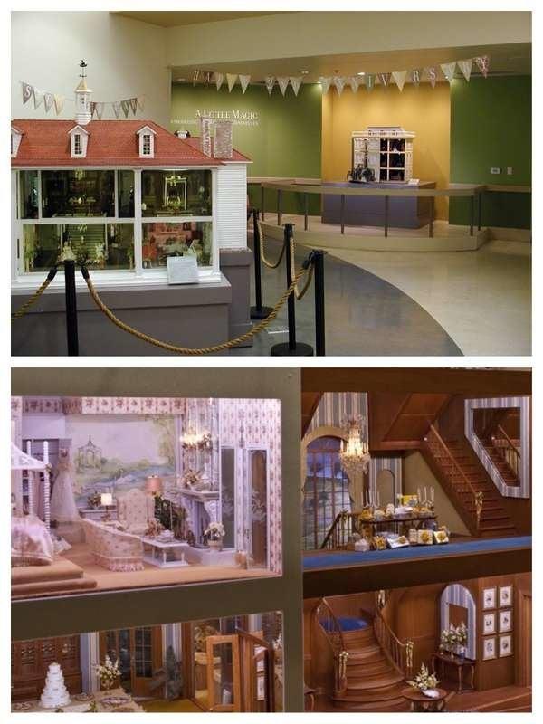The Mini Time Machine Museum of Miniatures