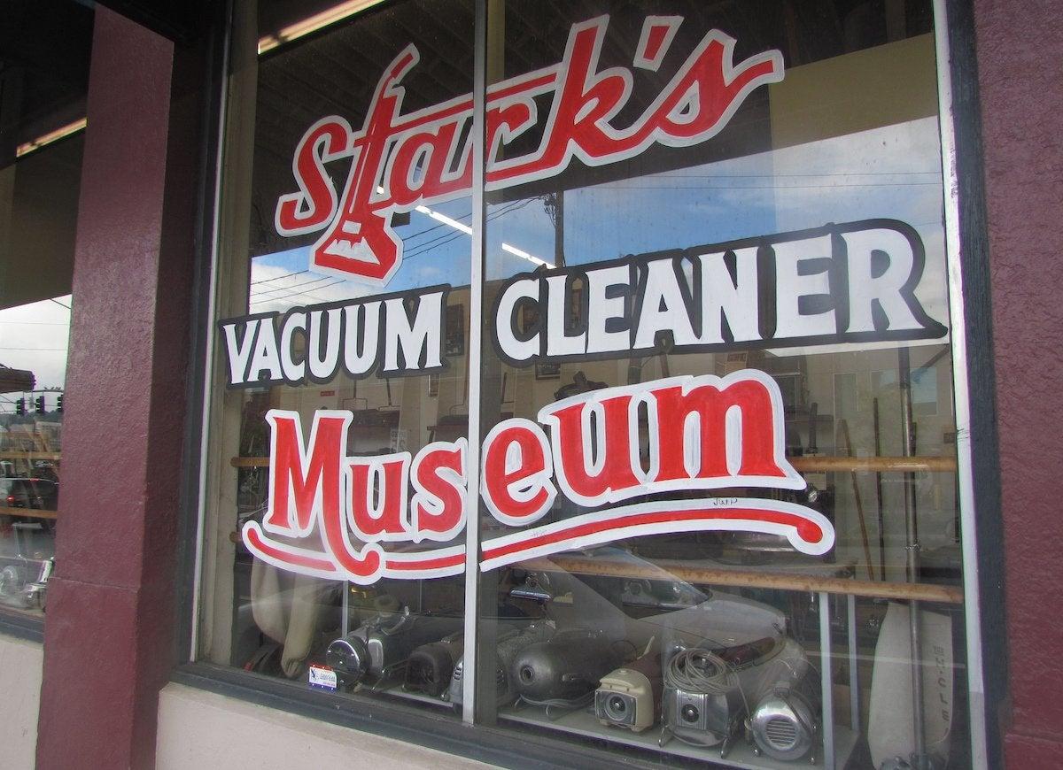 Vacuum museum