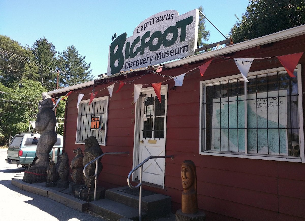 Bigfoot museum