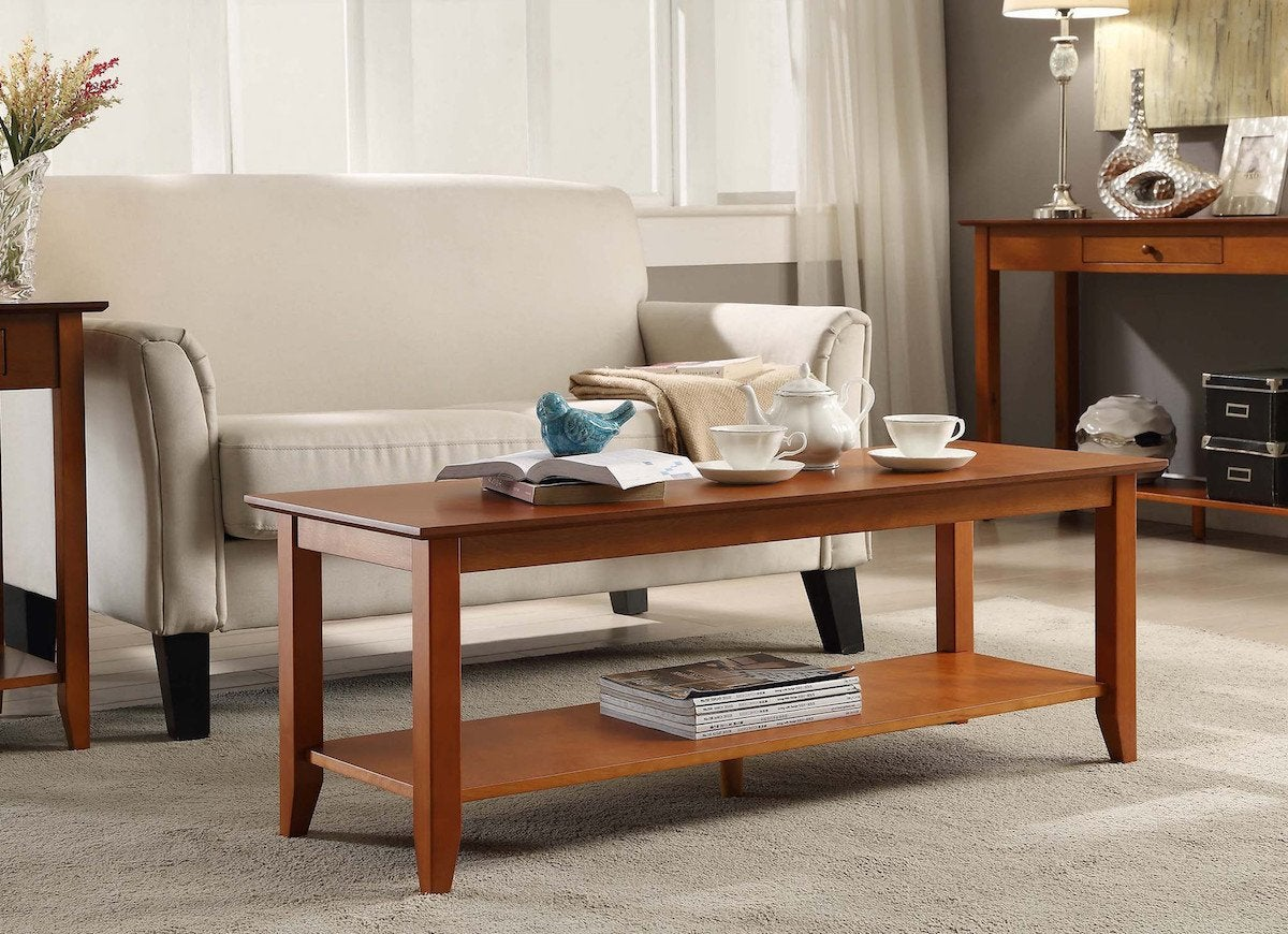 Traditional Coffee Table Cheap Coffee Tables 10 Picks Under 100 Bob Vila