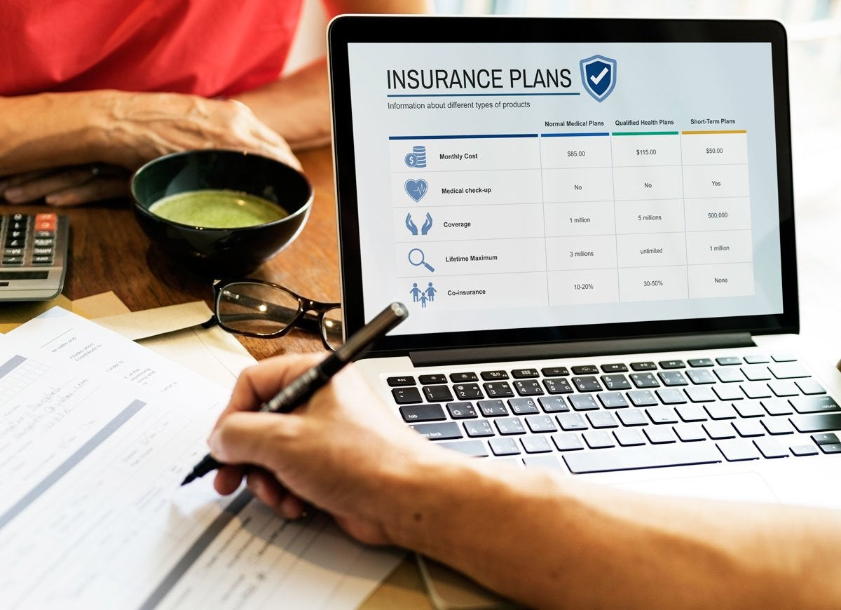 Negotiate insurance