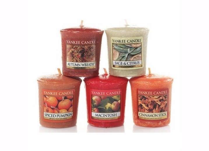 Mini Yankee Candles