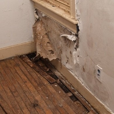 Drywall-damage