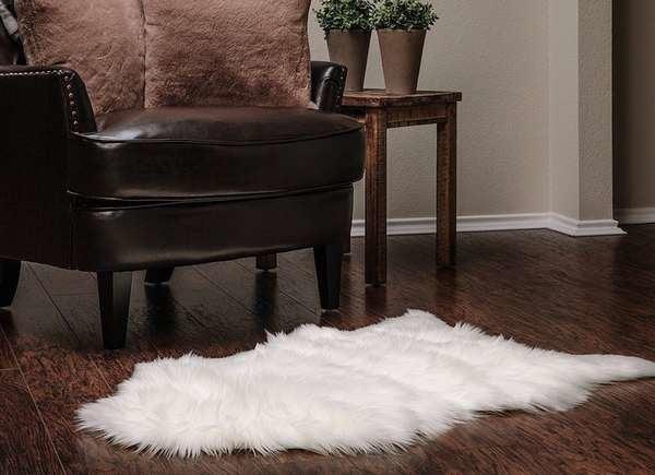 Cheap Faux Fur Rug