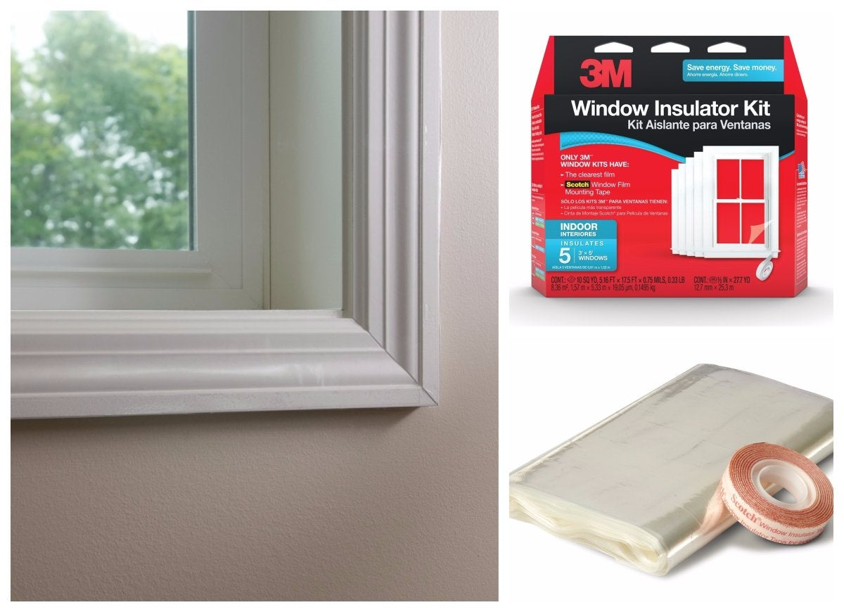 Window insulator