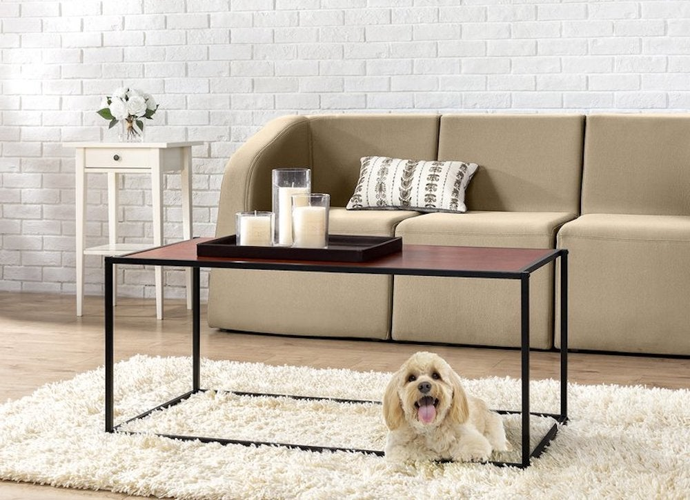 Steel Frame Coffee Table Cheap Coffee Tables 10 Picks Under 100 Bob Vila