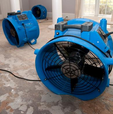 Basement fans
