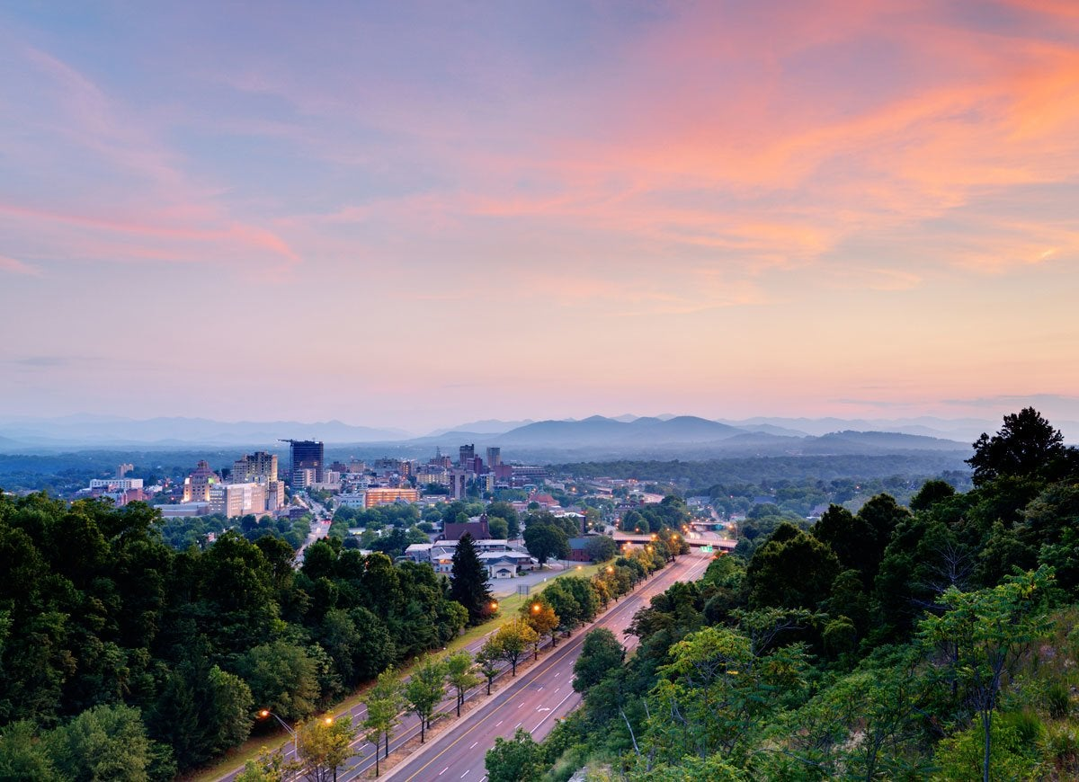 Asheville, North Carolina - The Best Mountain Towns in ...