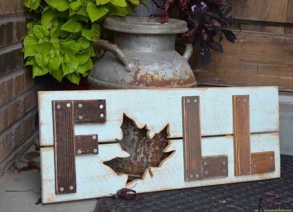 Fall Sign Ideas