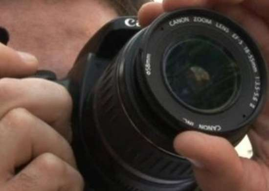 Document damage camera