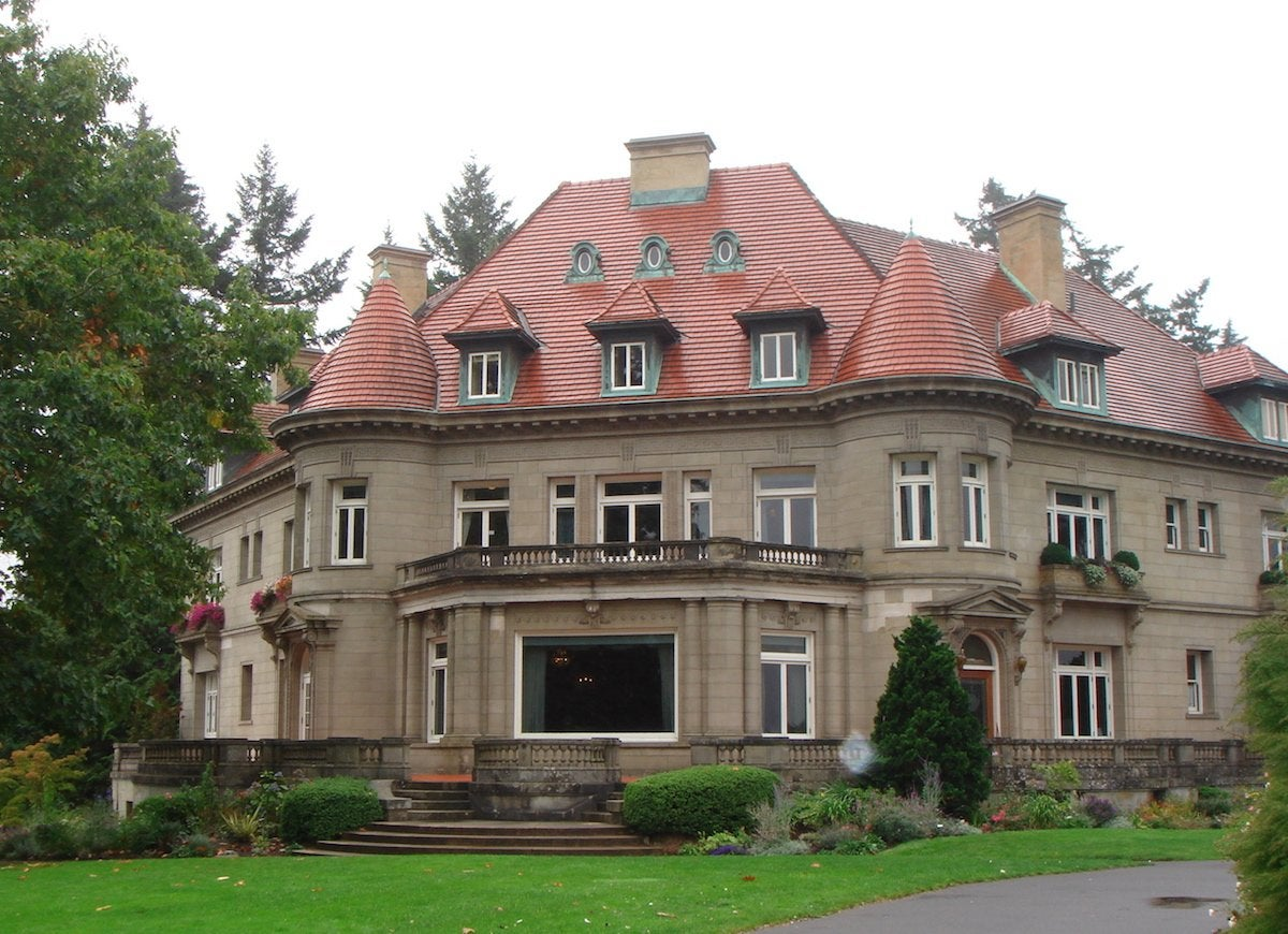 Pittock Mansion Famous Houses In America Bob Vila