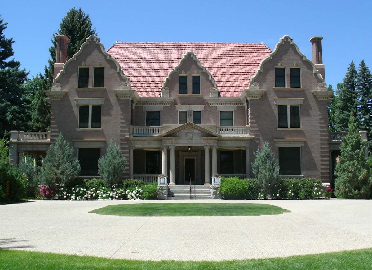 Kendrick mansion