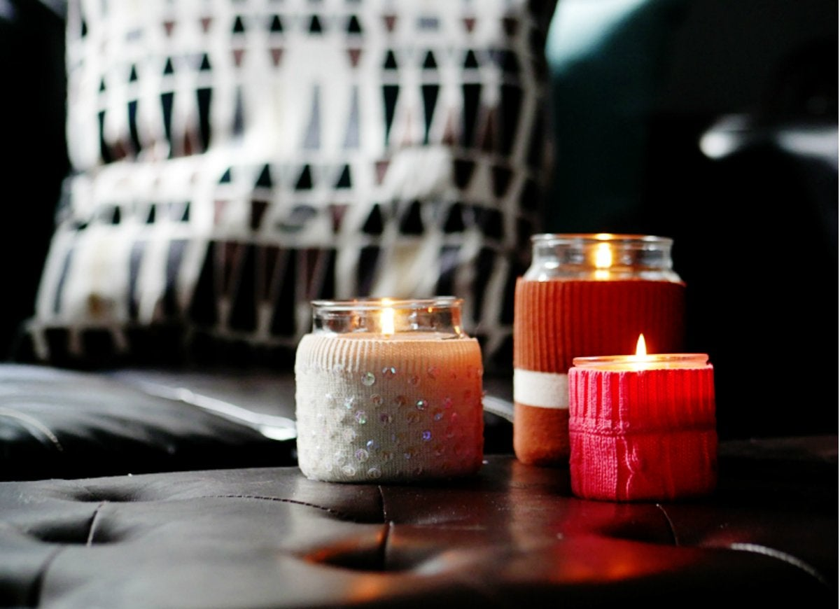 Candle cozies by brepea