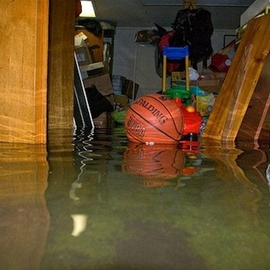 Floodedbasement
