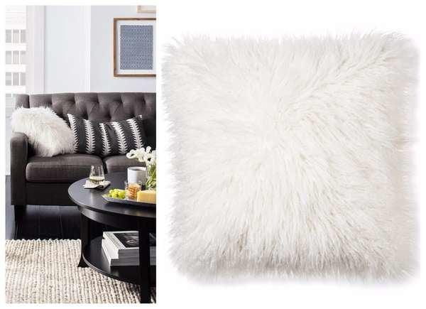 Fuzzy Pillow