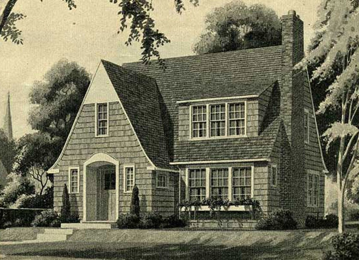 11 Vintage Houses That Came from a Catalog