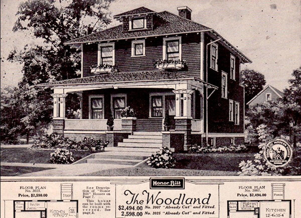 Sears woodland