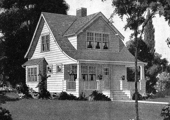 Sears Marion Kit Home