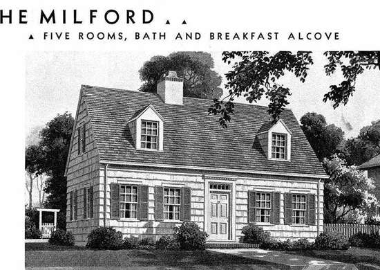 Sears Milford Kit Home