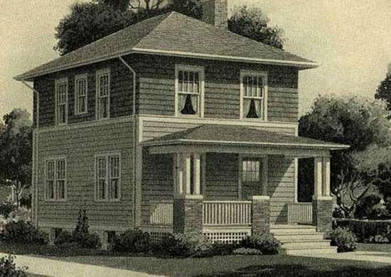 Sears Cornell Kit Home