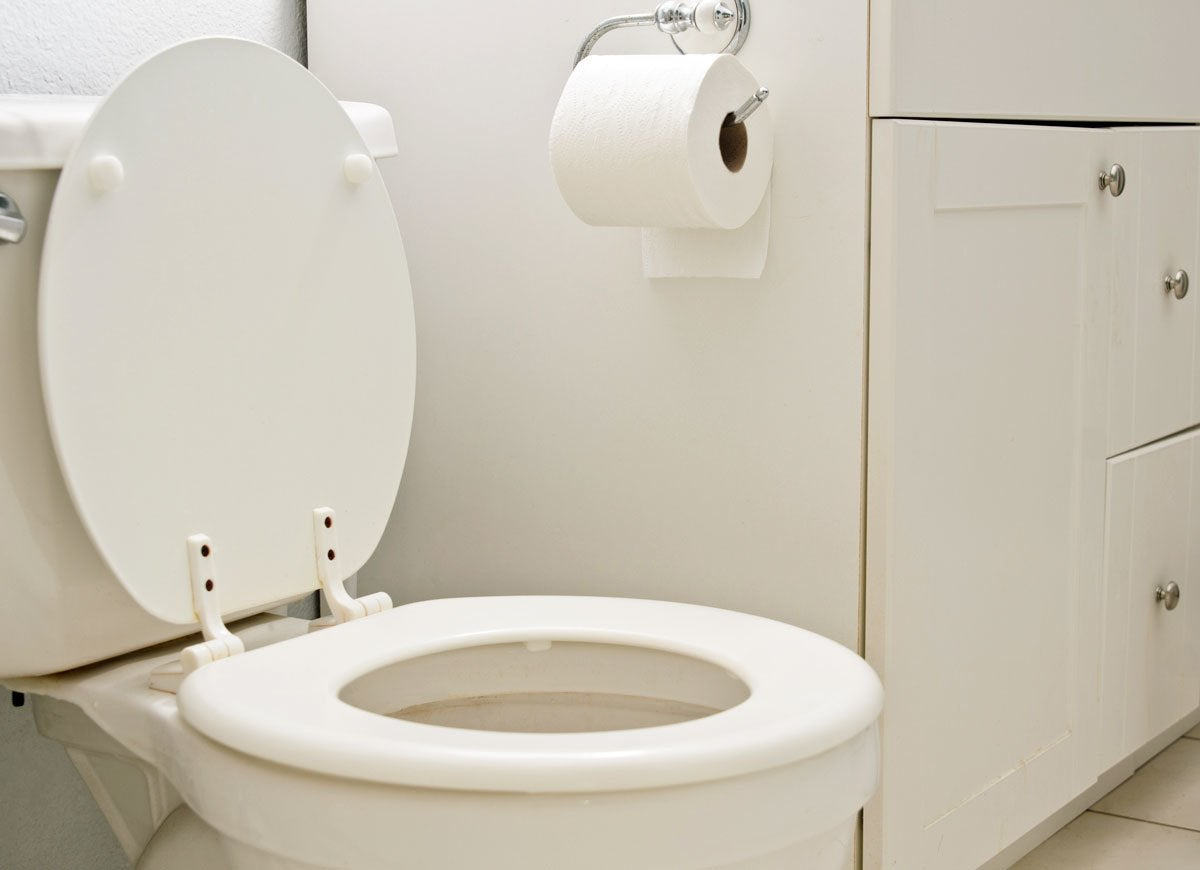 Kool aid toilet tank