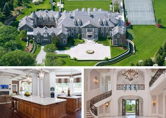 Alpine NJ Mansions