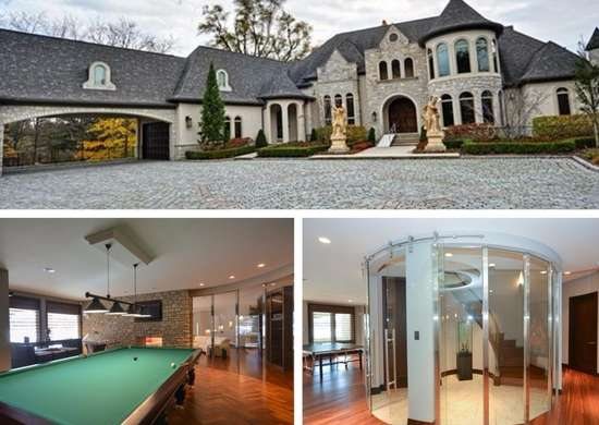 Bloomfield Hills Mansions