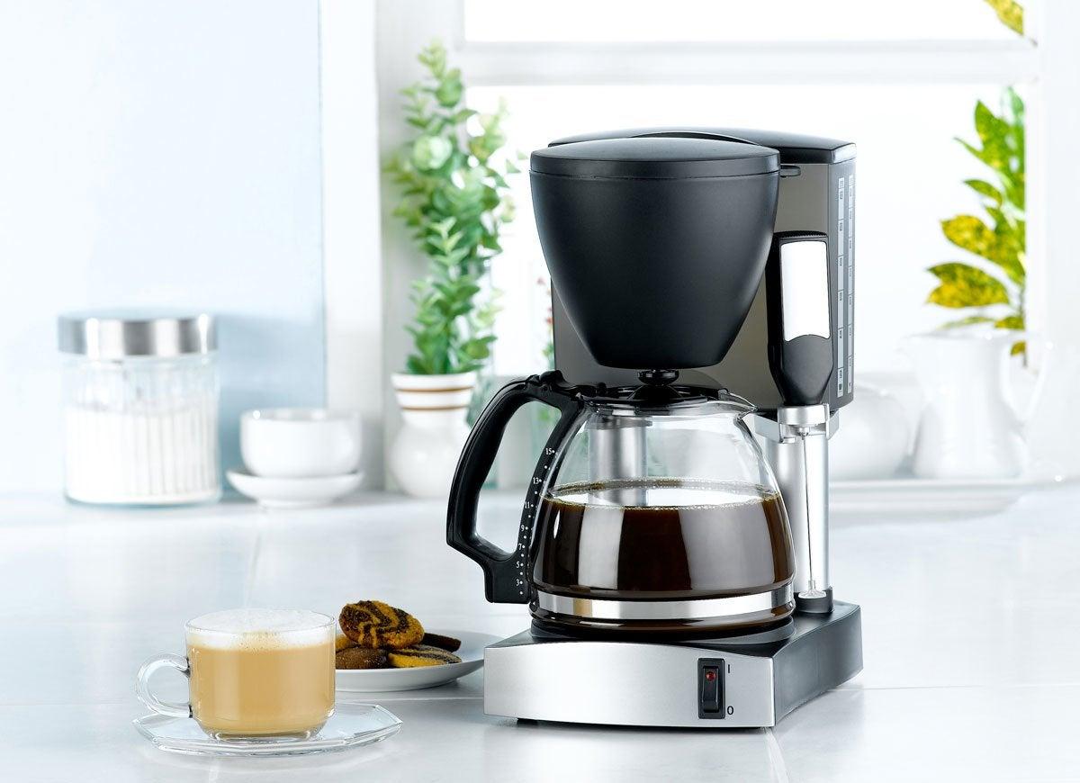 Kool aid coffee pot
