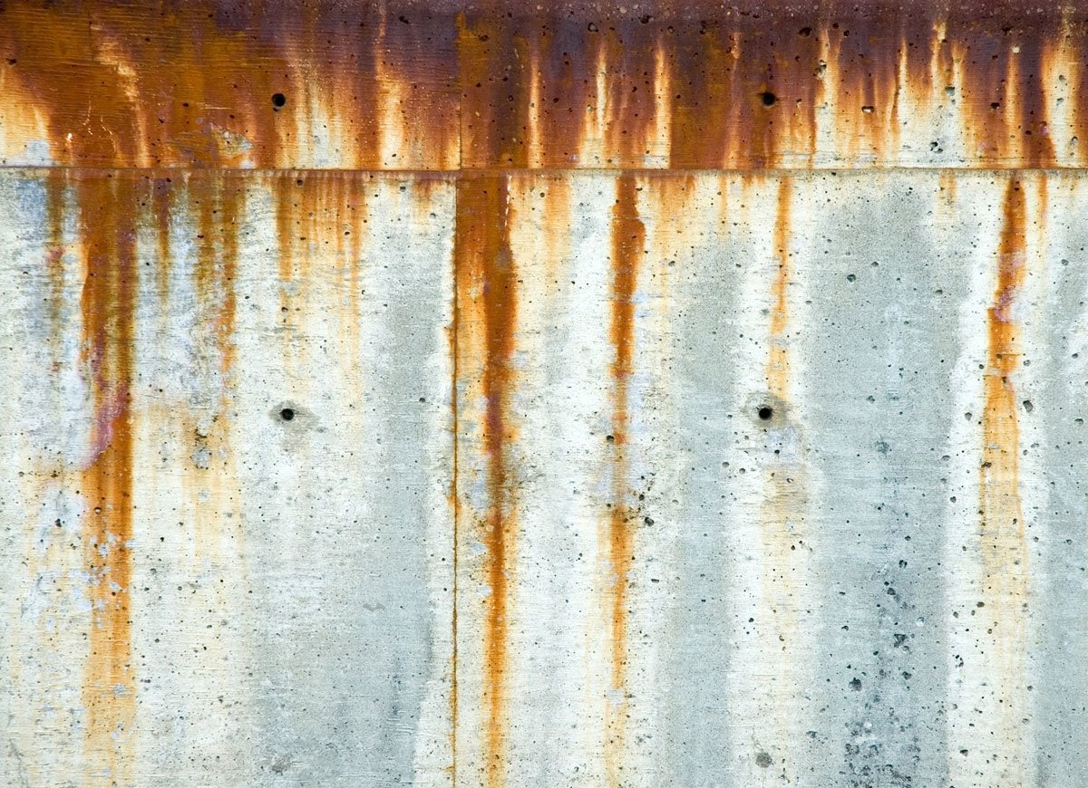 Get rust off of concrete with kool aid uses for kool aid for Getting stains off concrete