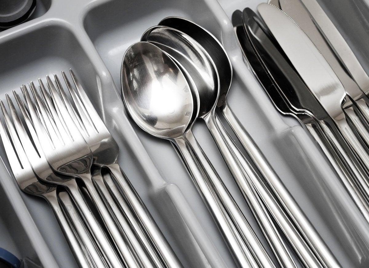 Kool aid silverware