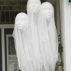 Halloween Ghost Heads