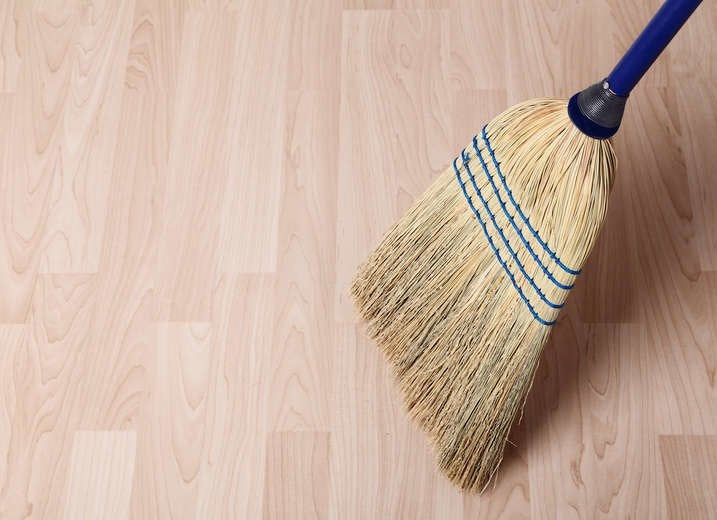 Broom Superstition