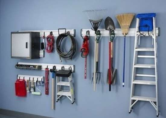 Garage Makeover in 3 Steps