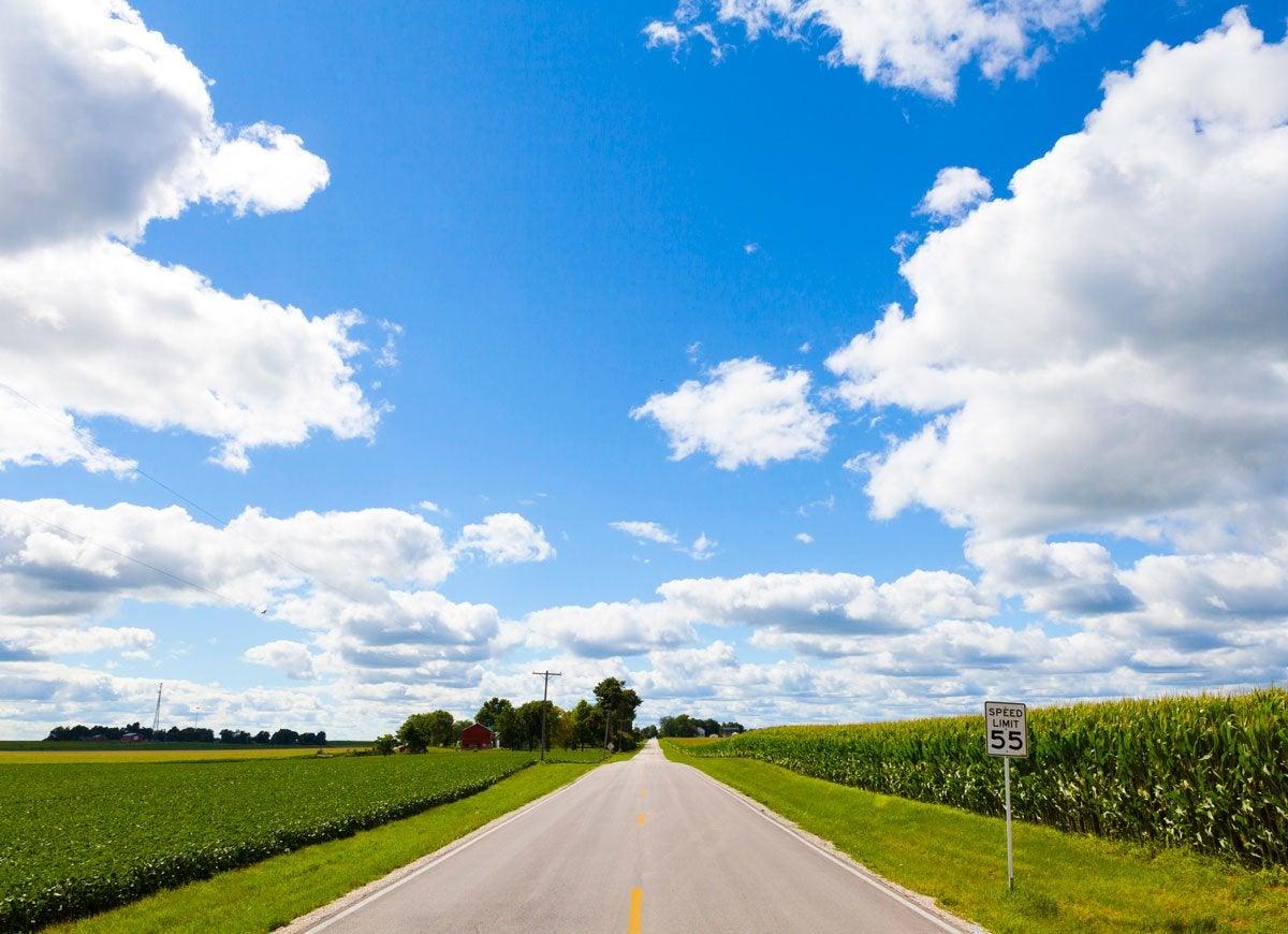 Nebraska road