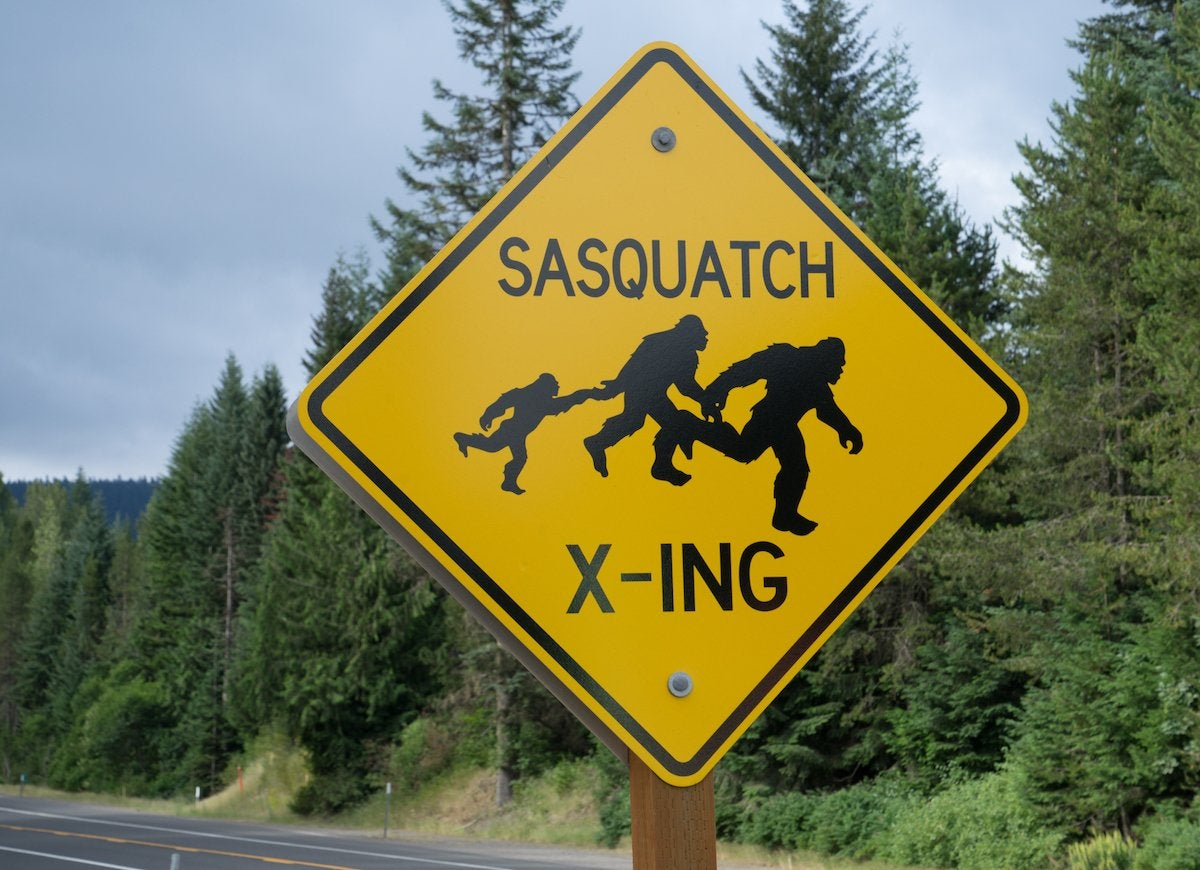 Sasquatch law
