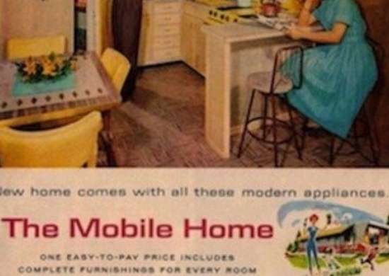 Mobile Homes: Then and Now