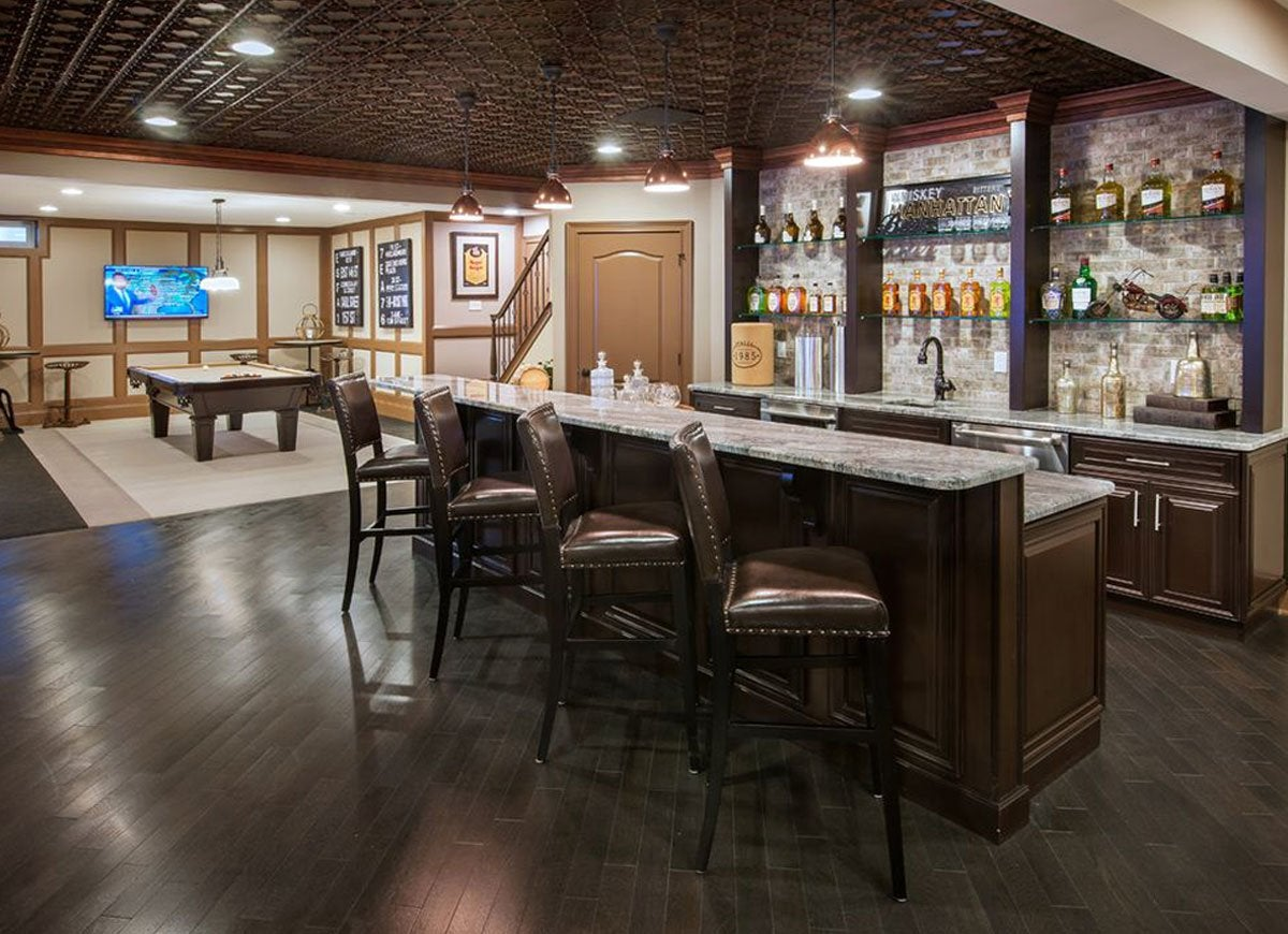 12 Basement Bars We Love Bob Vila