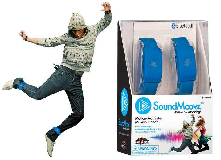SoundMoovz Musical Bandz