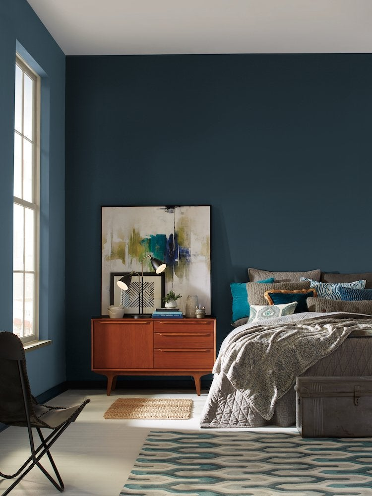 Colors of the year for 2018 bob vila for Bedroom trends 2018