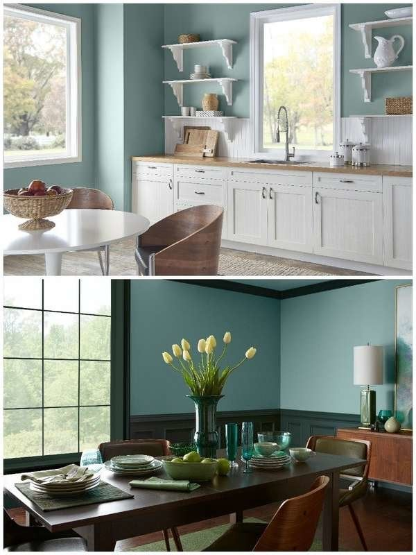 In the Moment—Behr T18-15
