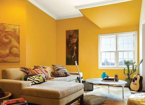 Life is Good—Behr T18-05