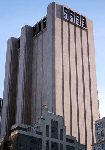 AT&T Long Lines Building in New York, NY