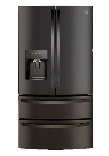Kenmore French 4-Door Bottom-Freezer SMART Refrigerator
