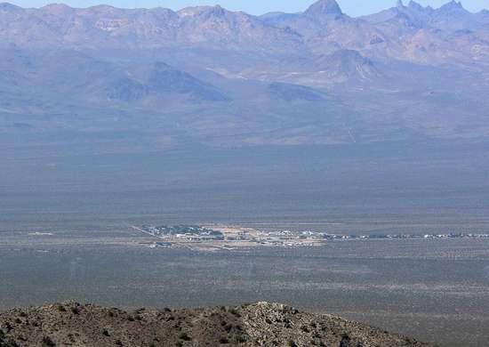 Cal-Nev-Ari, Nevada