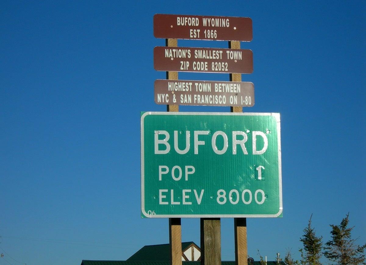 Buford wy