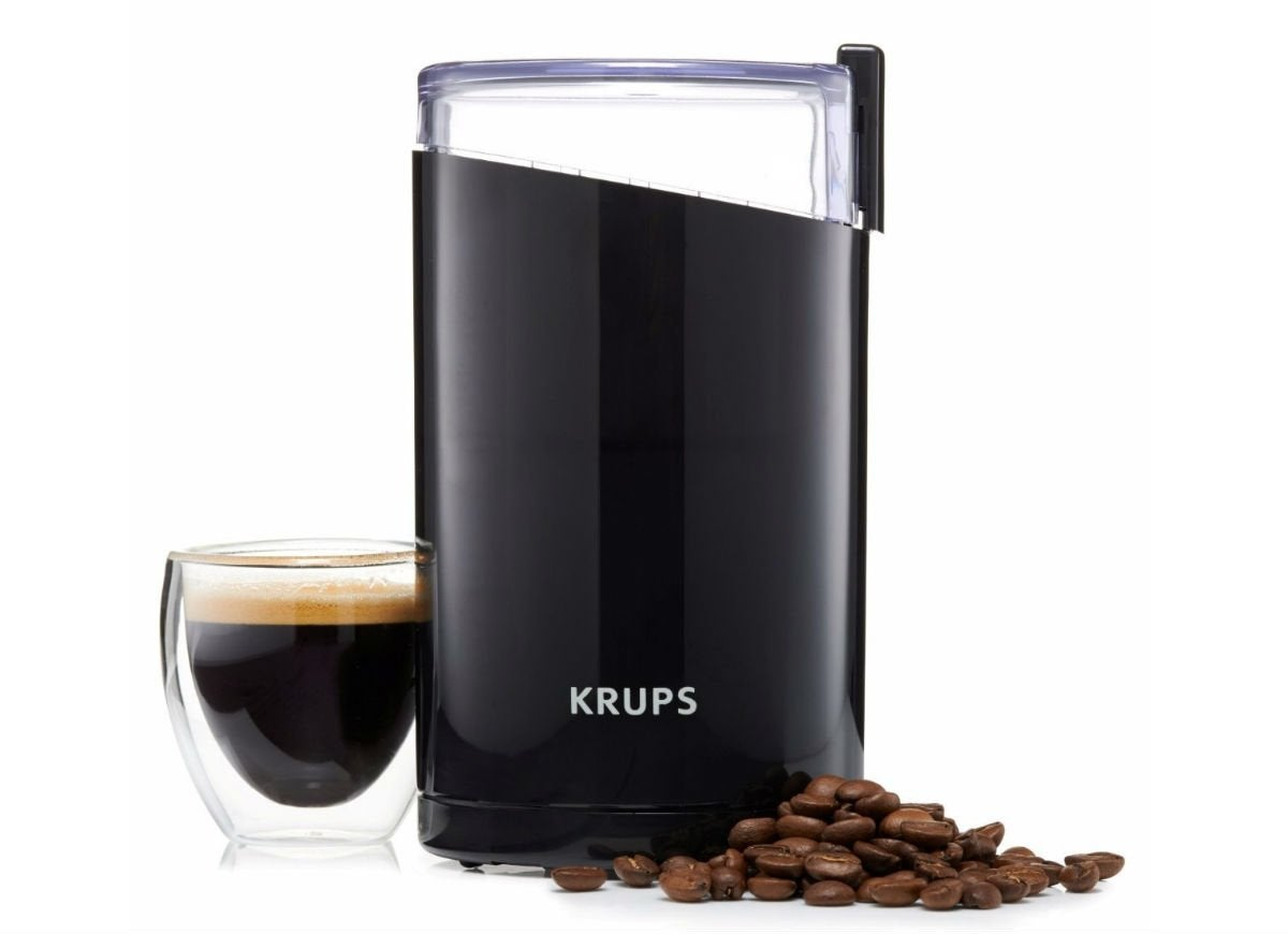 Krups spice and coffee grinder