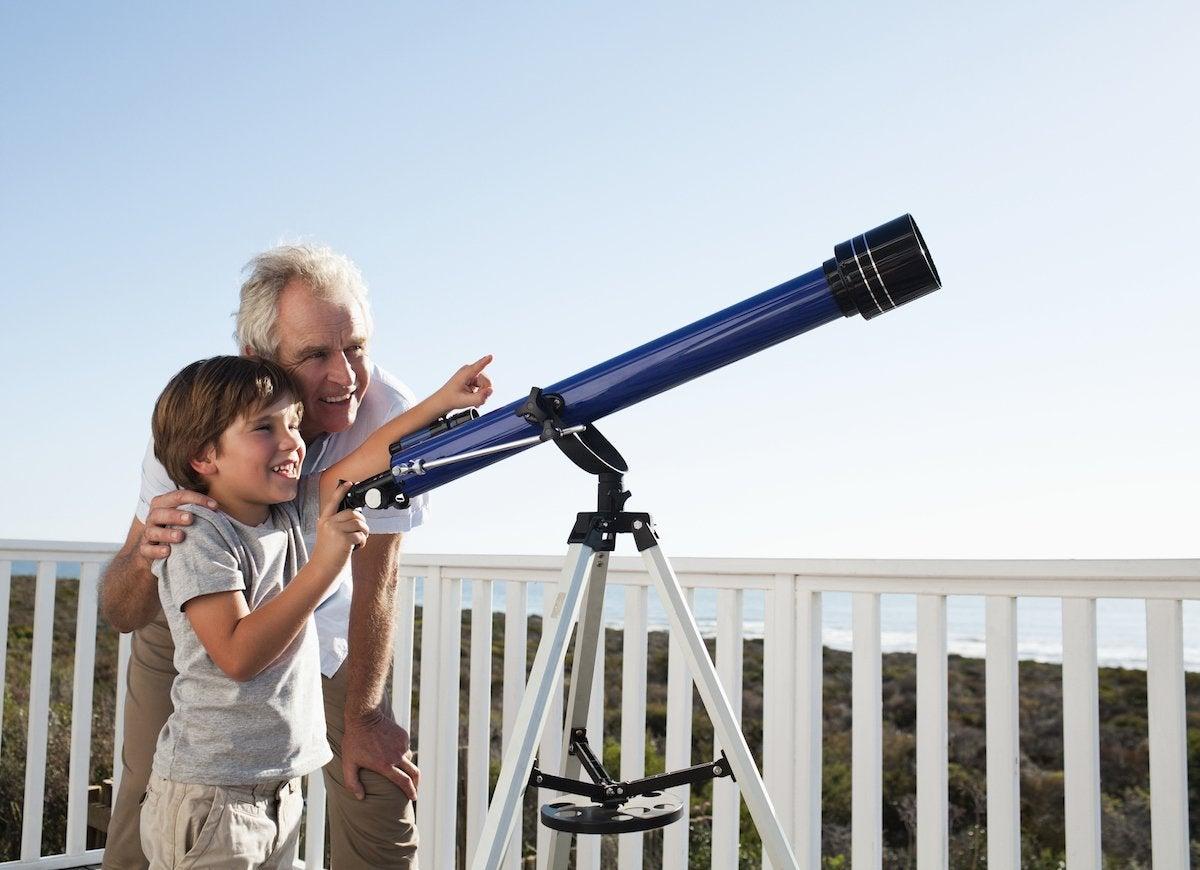 Free telescope